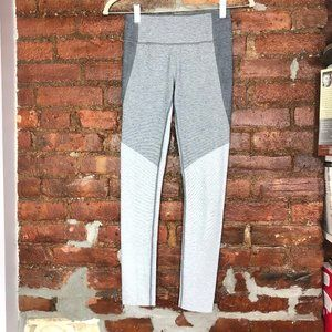 Outdoor Voices Grey Leggings Full Length Size XS